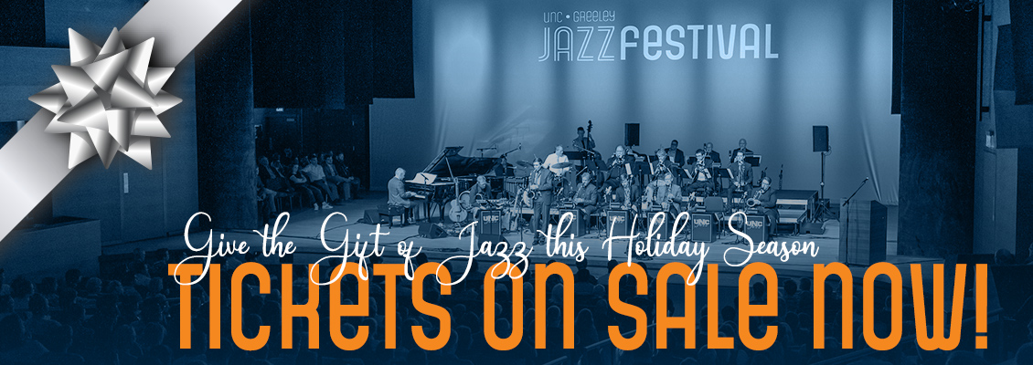 Give the Gift of Jazz This Holiday Season