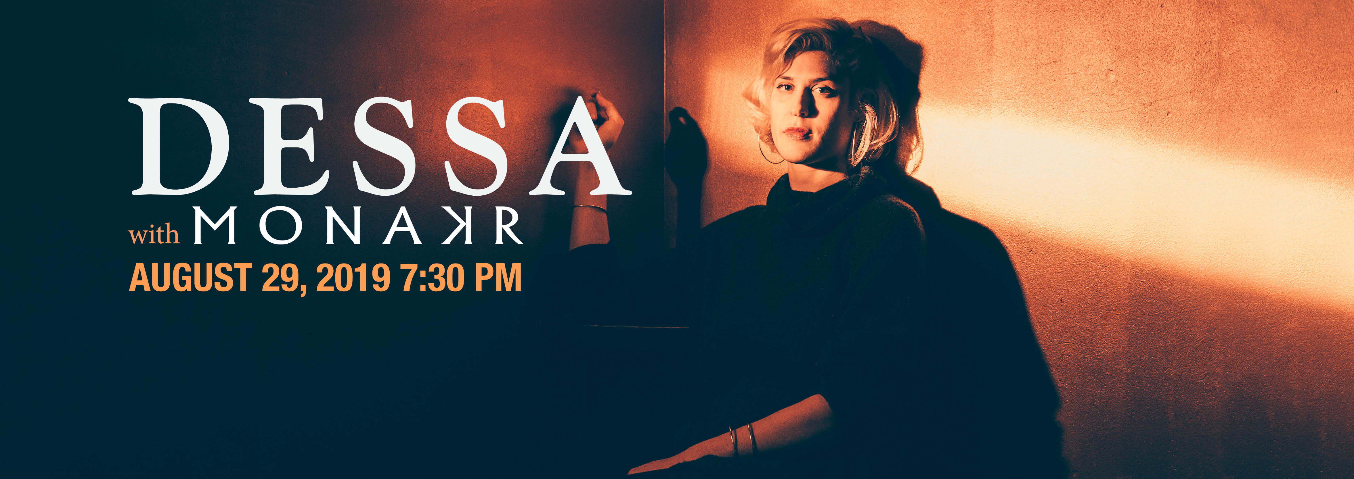 Dessa with Special Guest Monakr