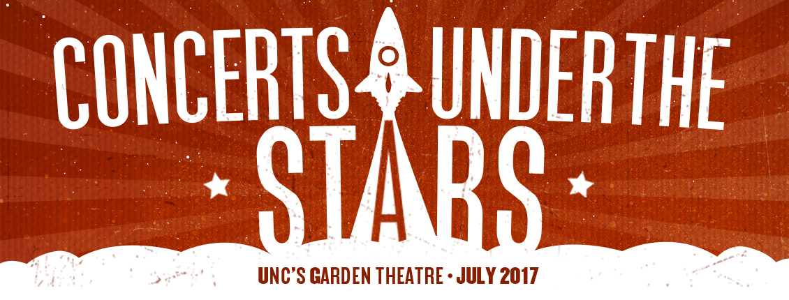 Concerts Under the Stars Banner